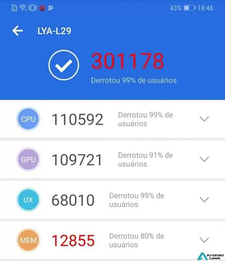 Huawei Mate 20 Pro. Análise preliminar e Primeiras impressões 9