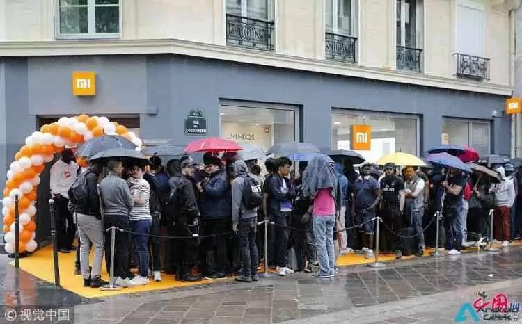 Xiaomi abre a sua segunda Mi Store em França 1