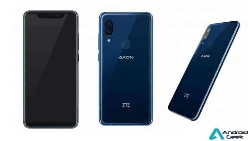 ZTE alarga a sua influência a mais um mercado com 4 novos smartphones 1