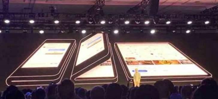 Samsung anuncia Infinity Flex Display, One UI e fala sobre o futuro do Bixby 2