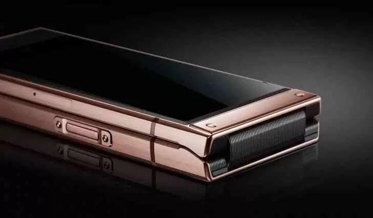 Samsung W2019 é anunciado com dois ecrãs AMOLED 4