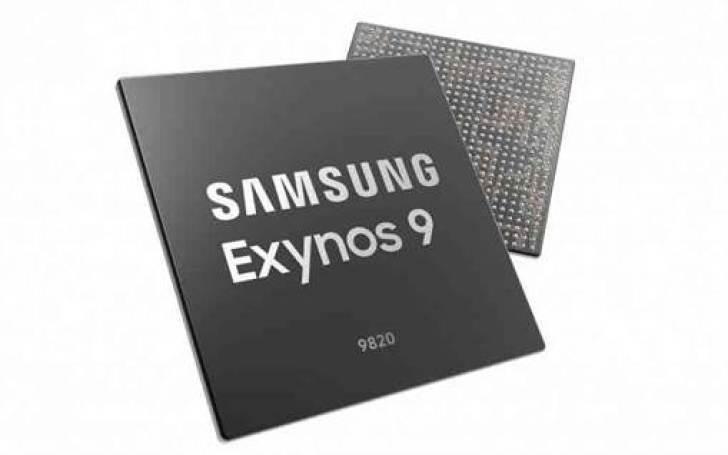 Samsung lança Exynos 9820 com modem LTE de 2 Gbps e NPU dedicado 3
