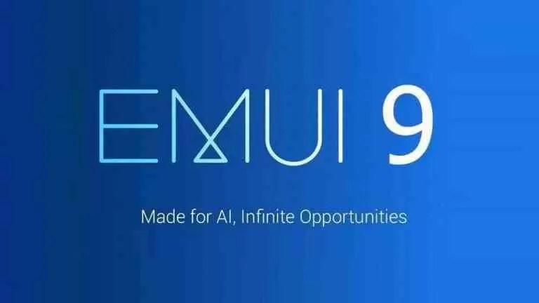 A atualização EMUI 9.0 (Android 9 Pie) está disponível em versão beta mais 9 smartphones Huawei e Honor 1