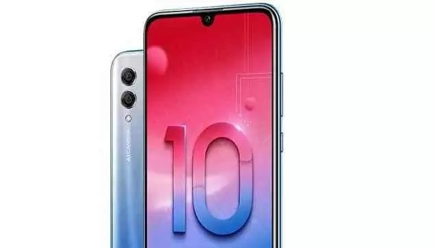 Honor 10 Lite render oficial