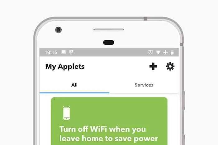 Como desligar o WiFi automaticamente quando sair de casa 1
