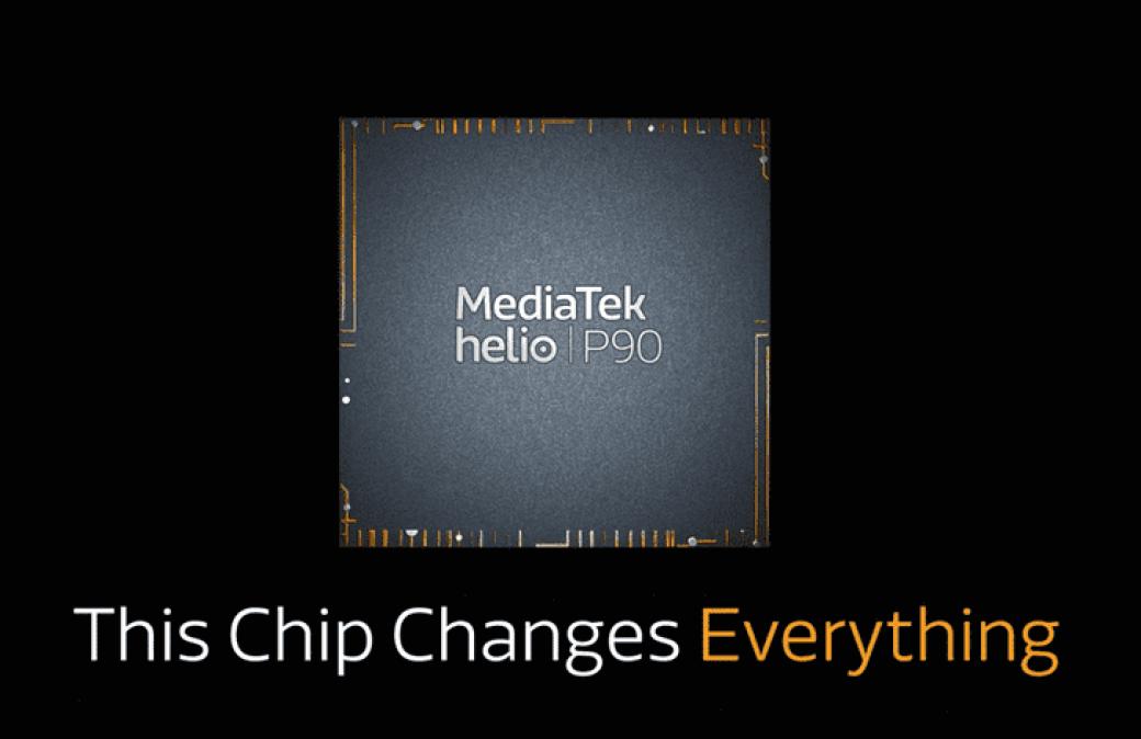 O principal chipset MediaTek Helio P90 vai ser lançado a 13 de dezembro 1