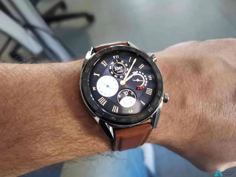 Análise Huawei Watch GT: Muito estilo e semanas de autonomia 1
