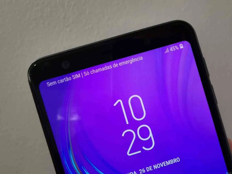 Análise Samsung Galaxy A7 (2018). A é de Amor 6