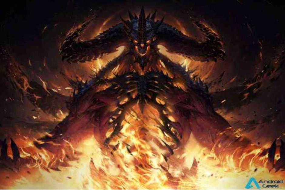 Blizzard anuncia jogo móvel Diablo Immortal 1