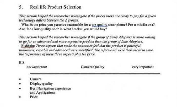 A compra de um smartphone analisada psicologicamente. A que grupo pertencem? 2