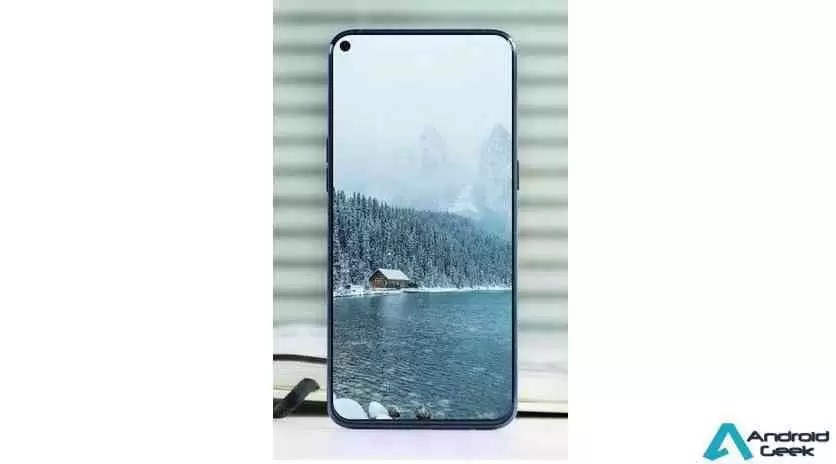 O Galaxy S10 provavelmente usará o novo ecrã Infinity-O da Samsung 1