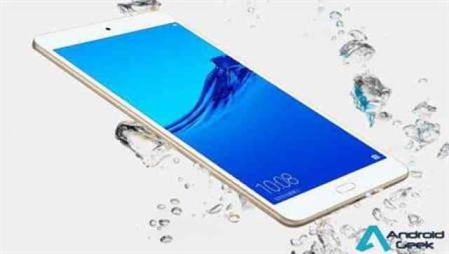 """Honor faz upgrade ao seu tablet resistente à água para ecrã de 8 """" 1"""