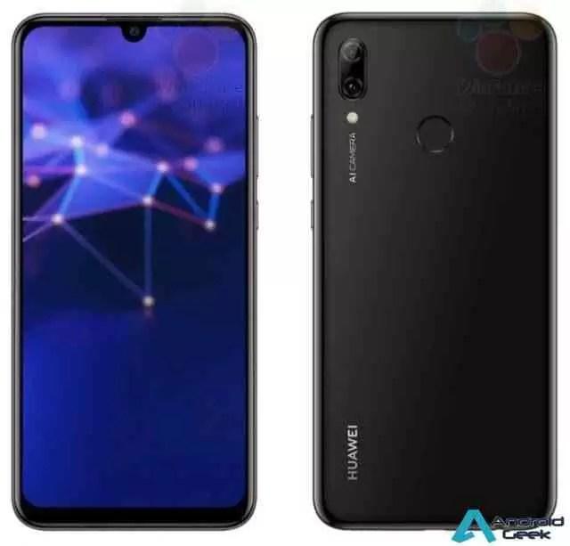 Huawei P Smart 2019 tem especificações e fotos reveladas on-line 1
