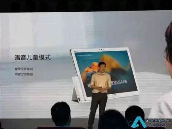 Huawei Tablet M5 Youth Edition lançado por €240 2