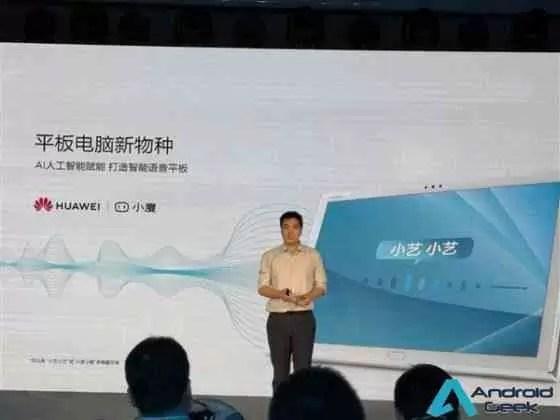 Huawei Tablet M5 Youth Edition lançado por €240 1