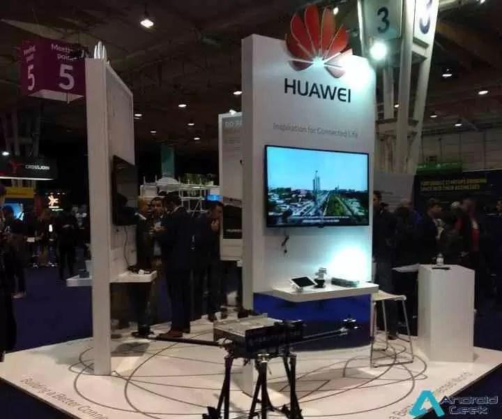 MEO e Huawei juntos no Web Summit Lisboa à procura de uma ideia com futuro 1