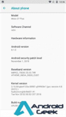 Moto G4 e G4 Plus em teste para receber Android 8.1 Oreo 1