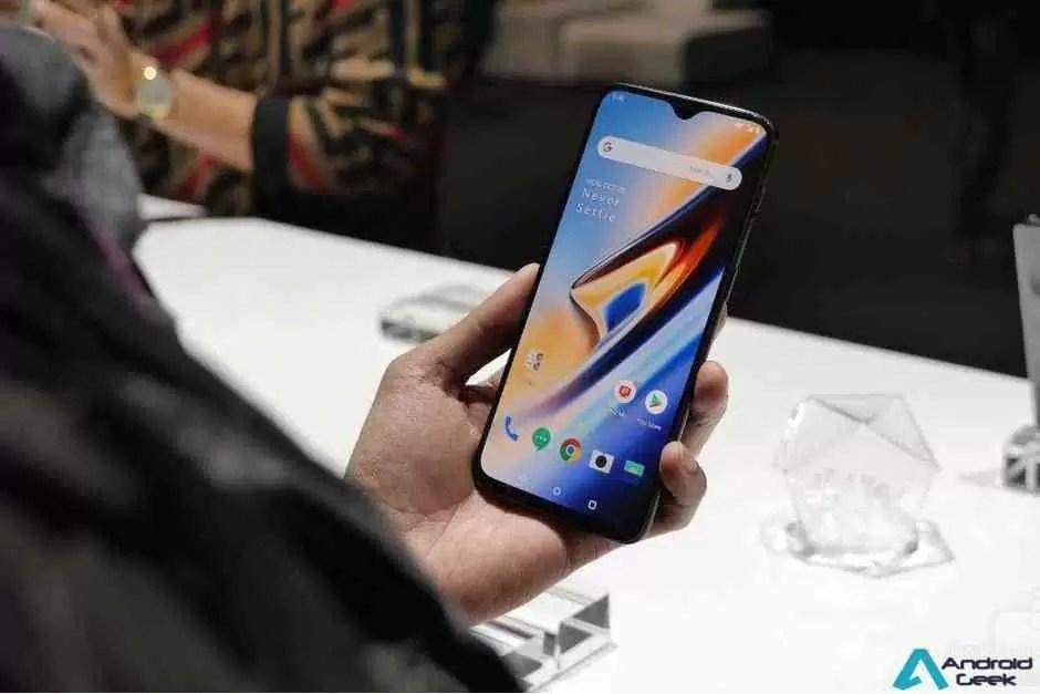 OnePlus 6T é dos melhores de 2018 em bateria 1