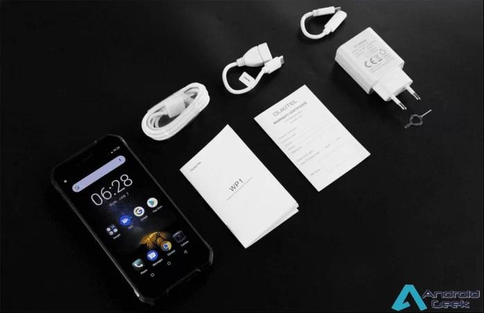 OUKITEL WP1 em Unboxing revela um equipamento robusto com Wireless Charge que está a $159.09 na campanha 11.11 3