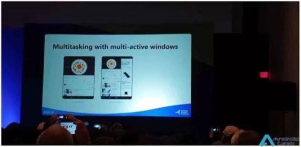 Resolução de ecrã de smartphone dobrável da Samsung revelada na SDC 2