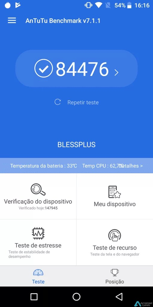 ikimobile Bless Plus, análise ao smartphone Made In Portugal 14