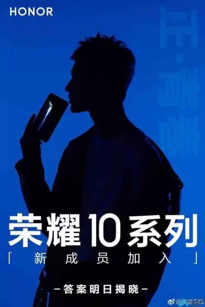 Série Honor 10 terá um novo smartphone amanhã 2