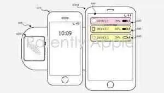 A Apple com patente de carregamento sem fios AirPower 1