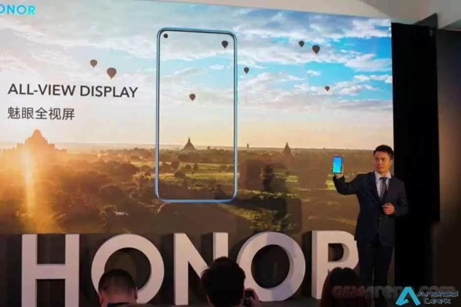 Primeiro telefone com câmera de 48MP também tem o design moderno de buraco no ecrã 1