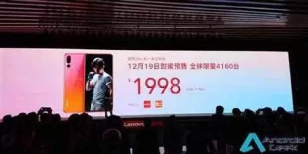Lenovo aborta a pré-venda da edição especial do Lenovo Z5s devido a imprevistos 4
