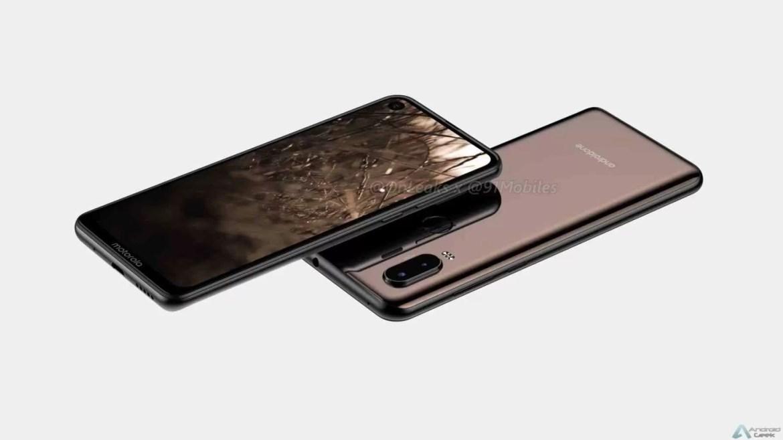 Motorola P40 é revelado, tem câmara no ecrã e Android One 1