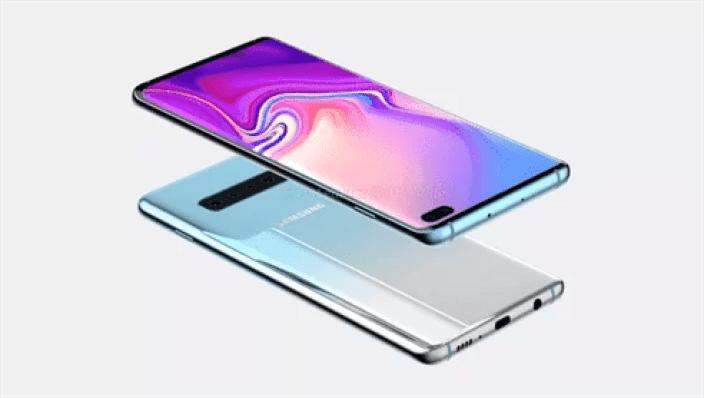 Samsung Galaxy S10 Plus (Smartphone 5G)