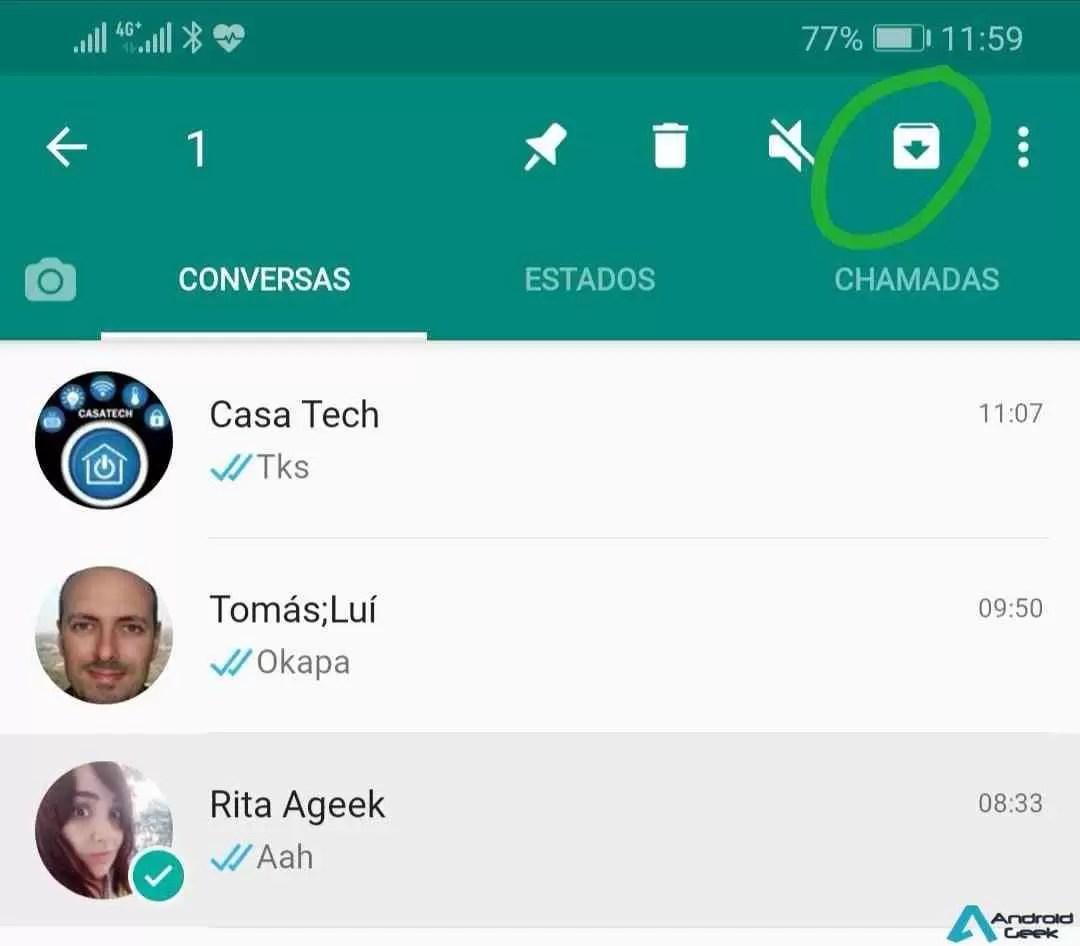 4 passos simples para tornar o WhatsApp mais seguro 5