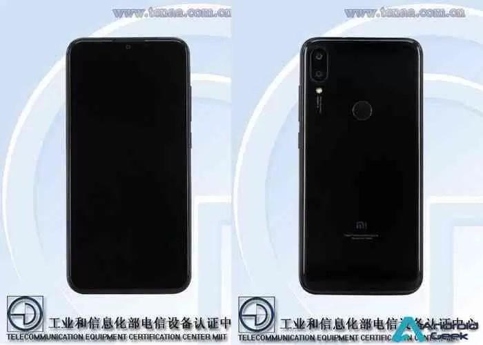 Leak Xiaomi: novo e misterioso smartphone Xiaomi na TENAA. Xiaomi Redmi 7 Pro? 1