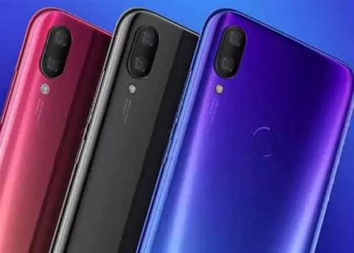 Xiaomi Play, câmaras e cores