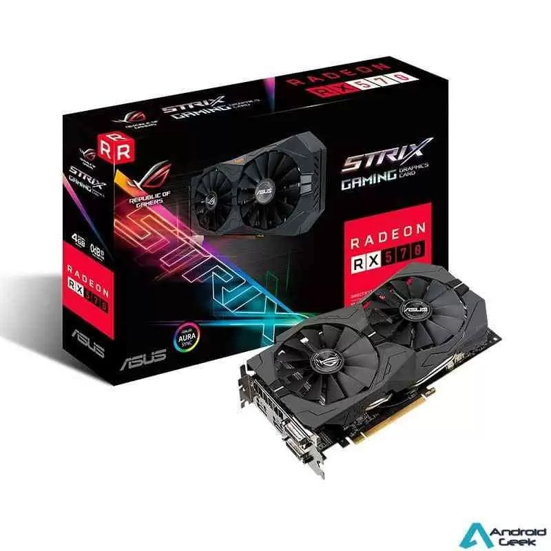 ASUS Republic of Gamers anuncia placa gráfica ROG Strix Radeon RX 590 1