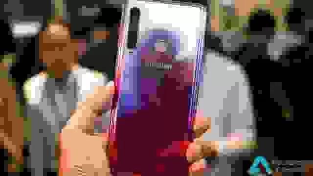 Galaxy A10 pode ser o primeiro telefone com leitor de impressões digitais no ecrã da Samsung 1