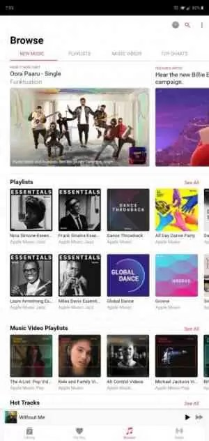 Tablets Android vão finalmente receber suporte Apple Music 1