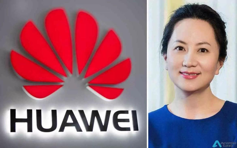 Filha do fundador da Huawei presa em Vancouver pelas autoridades canadianas 1