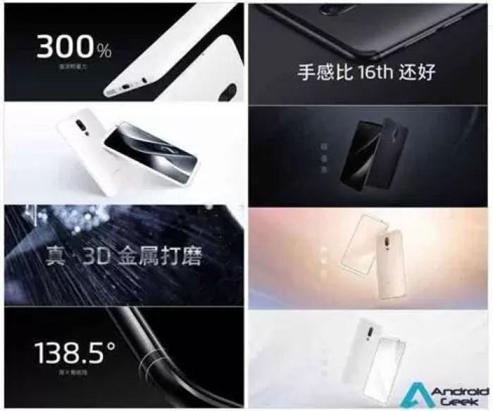 Meizu 16X Klin edição branca chegou às prateleiras por 1798 yuan (228€) 1