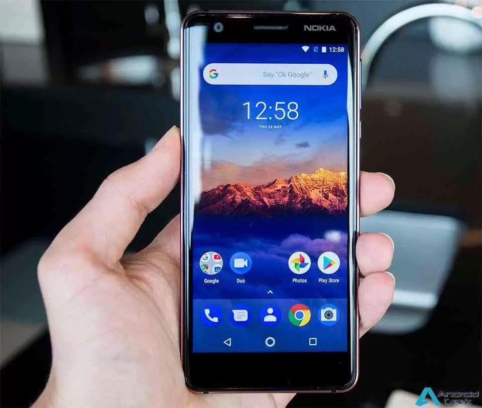 Nokia 3.1 Plus chega a Portugal 1