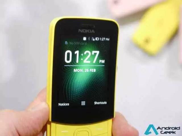 Nokia TA-1114 é um feature phone com bateria de 800mAh revelado na TENAA 1