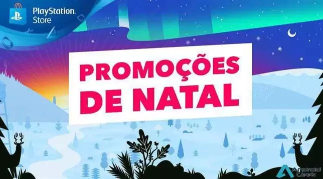 Playstation Store com novas promoções de Natal até segunda-feira, dia 10 de dezembro 1