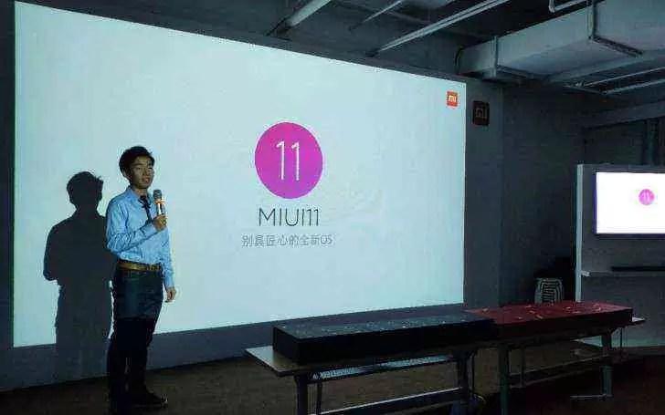 Xiaomi inicia o desenvolvimento do MIUI 11 1