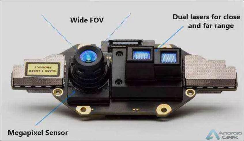 Galaxy S10 5G pode chegar com sensor de profundidade 3D, sabem para que servem as câmaras ToF? 1