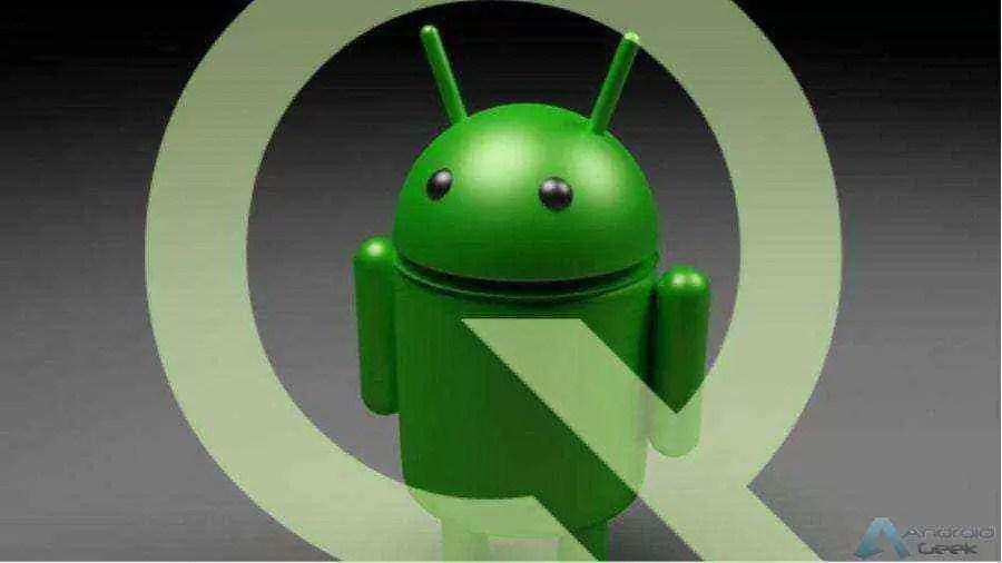 Android Q está cada vez mais próximo 1