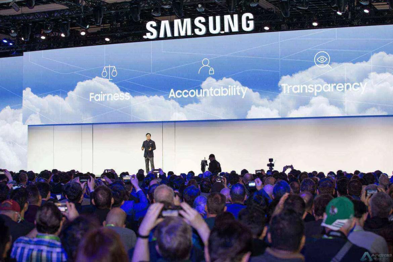 Samsung revela o futuro da Vida Conectada na CES 2019 1