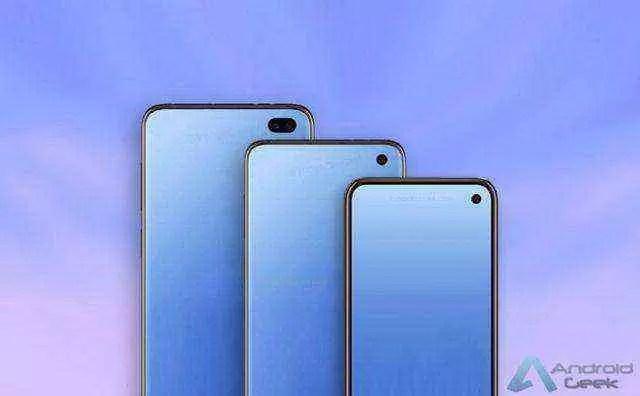 As baterias da linha Galaxy S10 podem ser menores do que o esperado 1