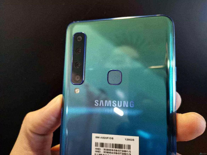 Análise Samsung Galaxy A9: o primeiro smartphone de quatro câmaras do mundo 11