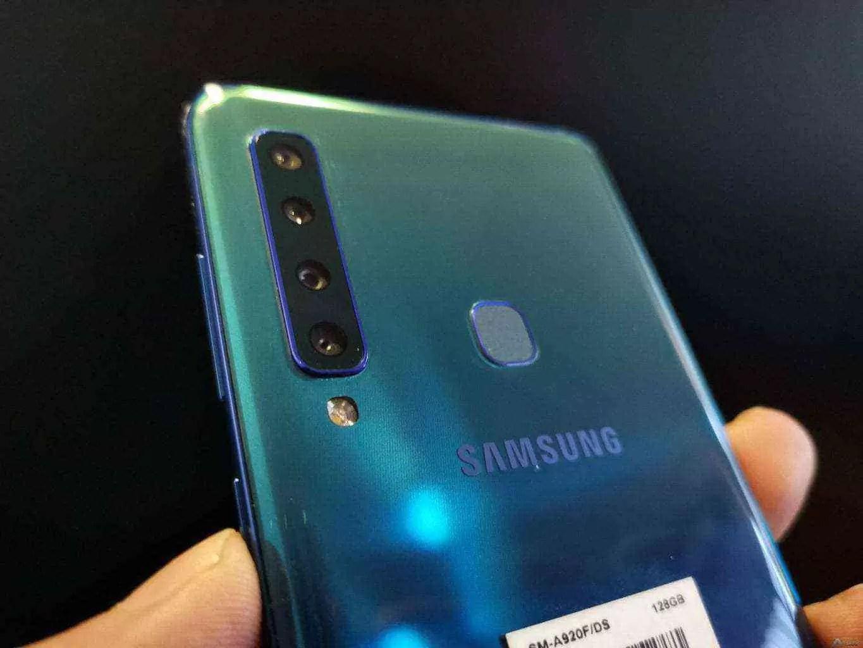 Análise Samsung Galaxy A9: o primeiro smartphone de quatro câmaras do mundo 13