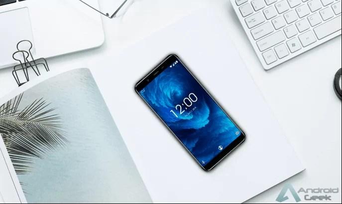 OUKITEL U25 Pro. 9 razões razões para escolher este smartphone Android 2